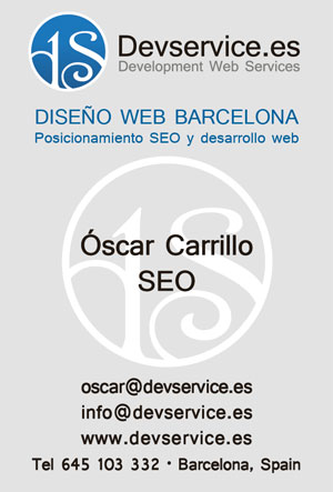 tarjetas oscar carrillo