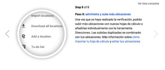 ubicacion business